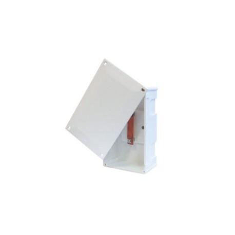 Caixa de medição terra 195X120X65MM 5 SAÍDAS