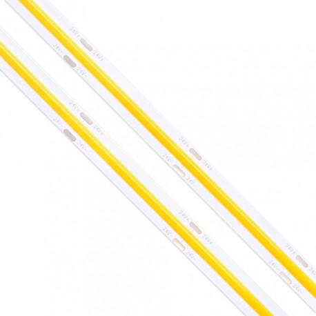 Fita LED COB ECO 24V 11W IP20 8mm 280Chips/Mt