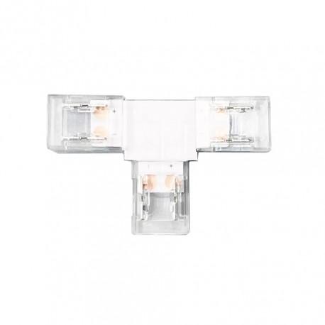 Conector em T para Fita COB LED 10mm